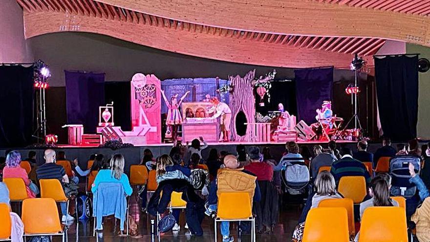 Figueruelas disfruta con un intenso mes cultural