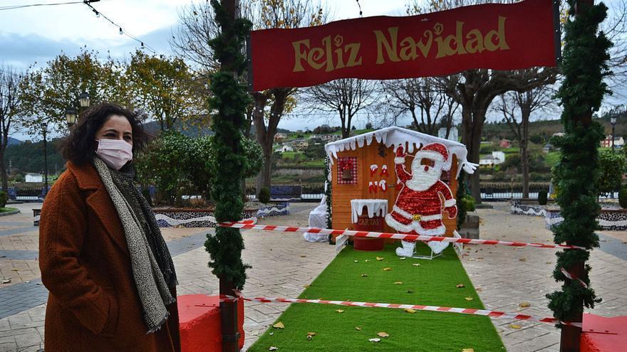 Las villas intentan salvar la Navidad