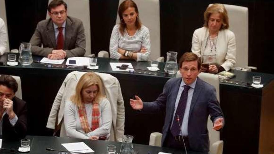 """Cs propone turnarse con el PP en la Alcaldía de Madrid y Levy lo tacha de """"ocurrencia"""""""