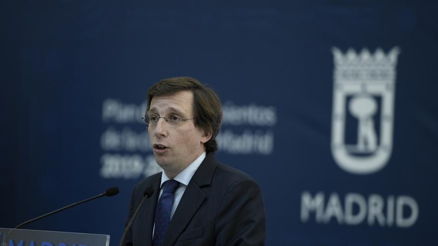 """Almeida: """"Villacís me ha garantizado que no habrá moción en el ayuntamiento de Madrid"""""""