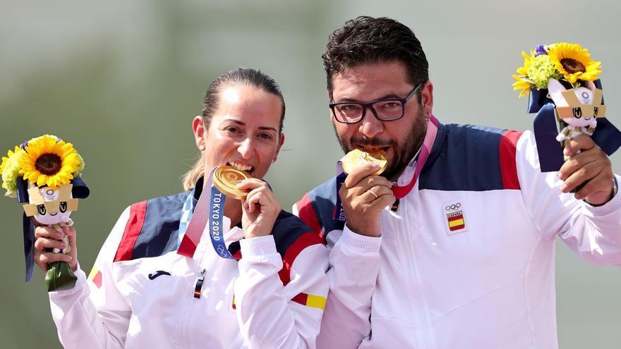 Fátima Gálvez, oro olímpico para España en los Juegos de Tokio