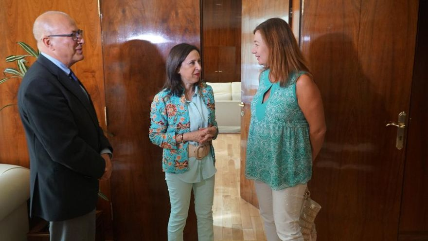 Govern y Defensa reactivan las 800 viviendas en Son Busquets