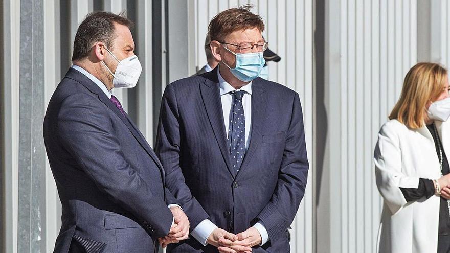 Los ministros valencianos se lavan las manos con el recorte del trasvase