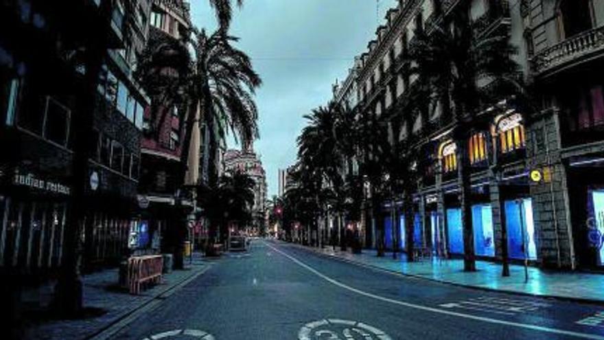 Cuándo termina el toque de queda en Valencia