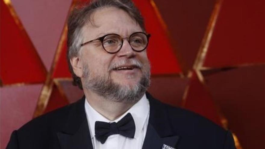 """Guillermo del Toro: """"Soy un inmigrante, y este país es de todos nosotros"""""""