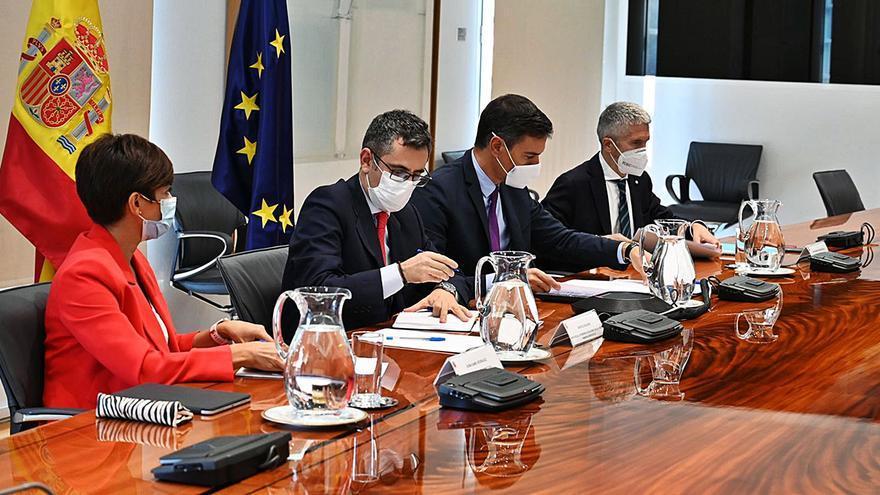 Arranca la comisión Canarias-Estado por el volcán de La Palma