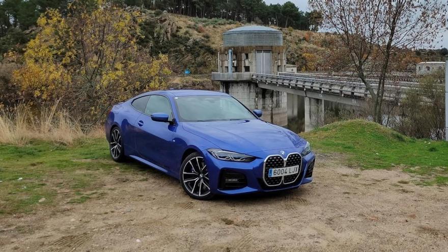 El BMW Serie 4 Coupé 2021 no deja a nadie indiferente