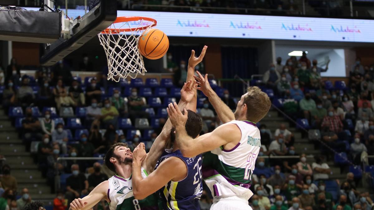 Basketball Champions League: Unicaja-Lavrio