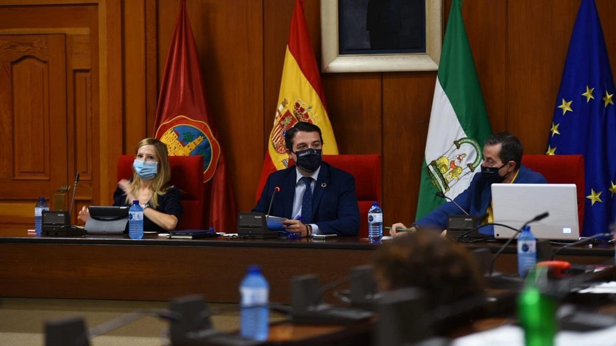 Pleno del Ayuntamiento de Córdoba: luz verde a la ordenanza de Administración Electrónica