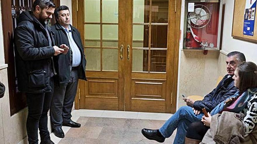 164 vecinos de Fermoselle, al juzgado por una querella del teniente de alcalde