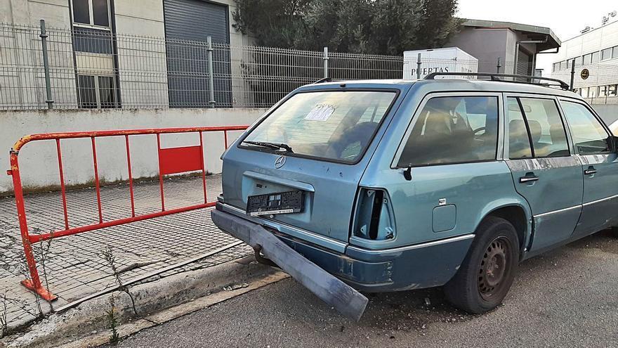Manacor pone fin al problema de coches abandonados en la calle