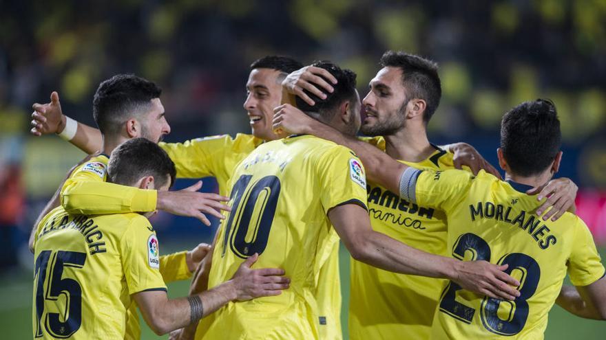 El Villarreal remonta ante un Rayo con dos caras
