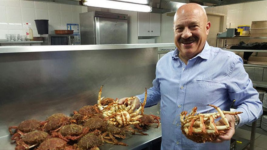 Restaurante Lolo ofrece este año la Semana Marinera del 4 al 8 de junio