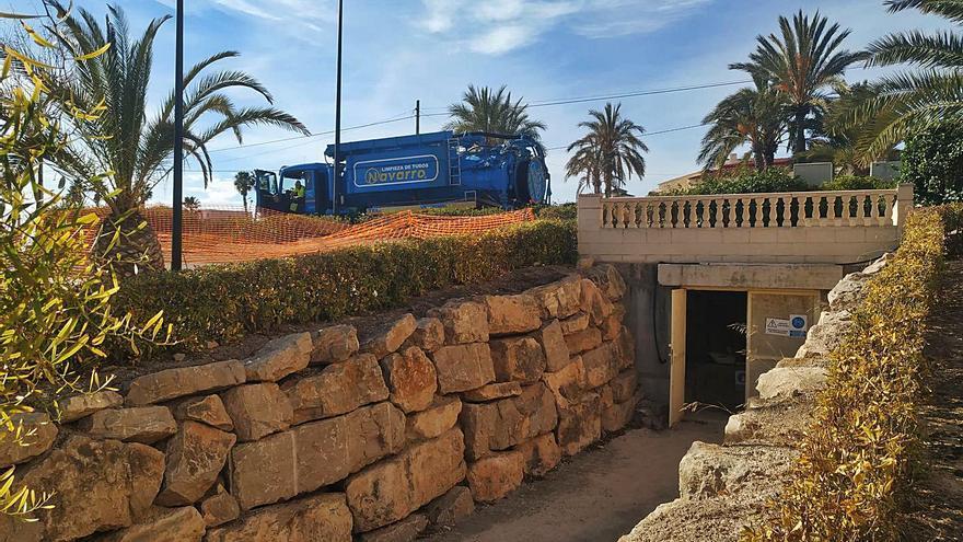 El Consell rechaza pagar 450.000 euros a El Campello por mantener una depuradora