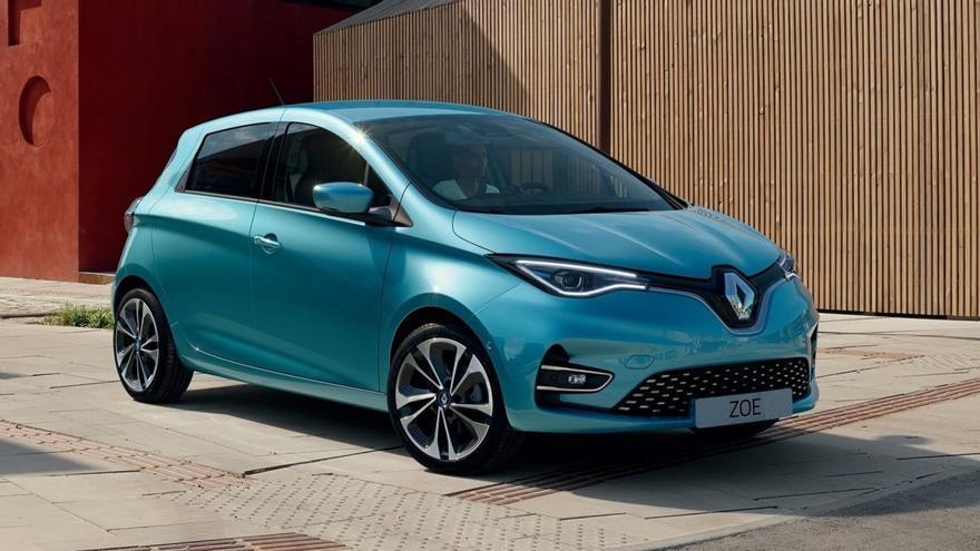 Los 10 coches eléctricos e híbridos enchufables más vendidos en 2020 en España