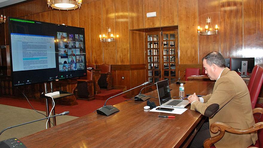 La Diputación de Zamora pide aplicar la definición de zona despoblada al reparto de Interreg