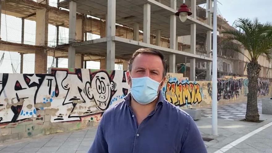 El vídeo de denuncia de Pablo Ruz sobre la situación en Arenales
