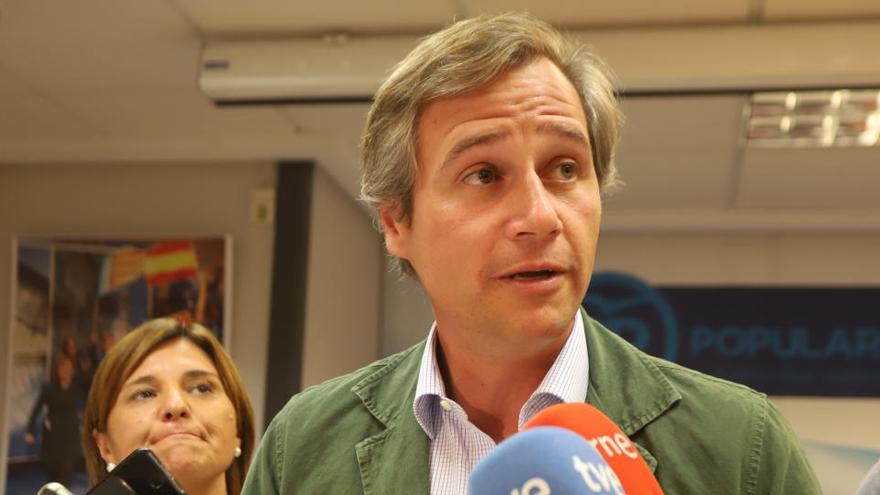 El PP llama a sus ediles a manifestarse contra el acuerdo de Hacienda