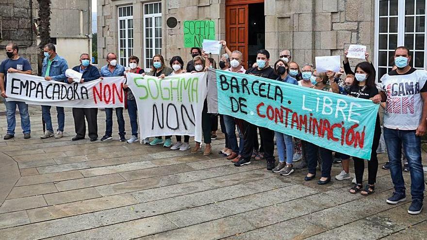 """Vecinos de Arbo advierten: """"No hay sitio para industrias contaminantes"""""""