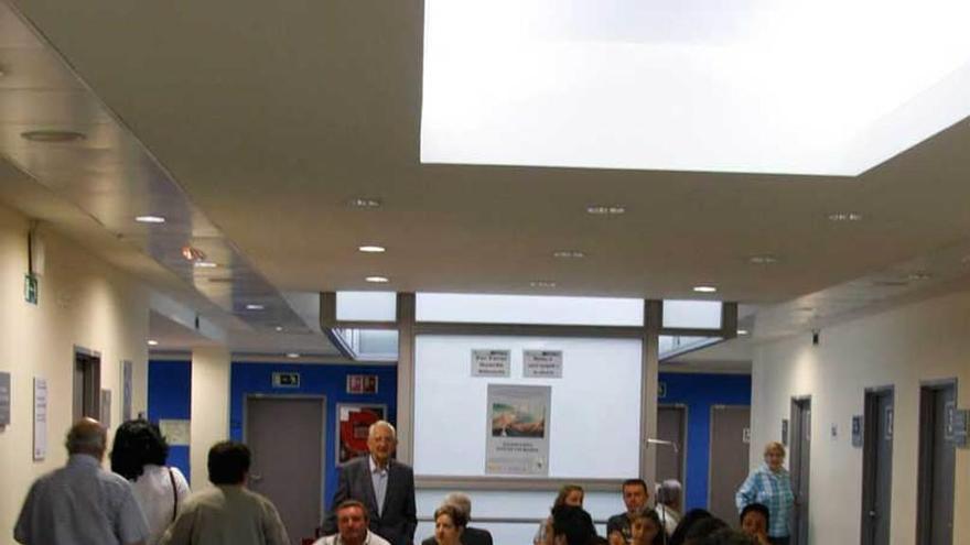 Denuncian la falta de médicos en Riaño, con retrasos y anulación de consultas