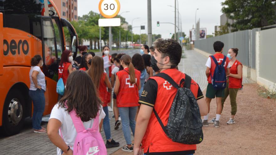 Acaba la Escuela de Verano de Cruz Roja, por la que han pasado más de cien niños