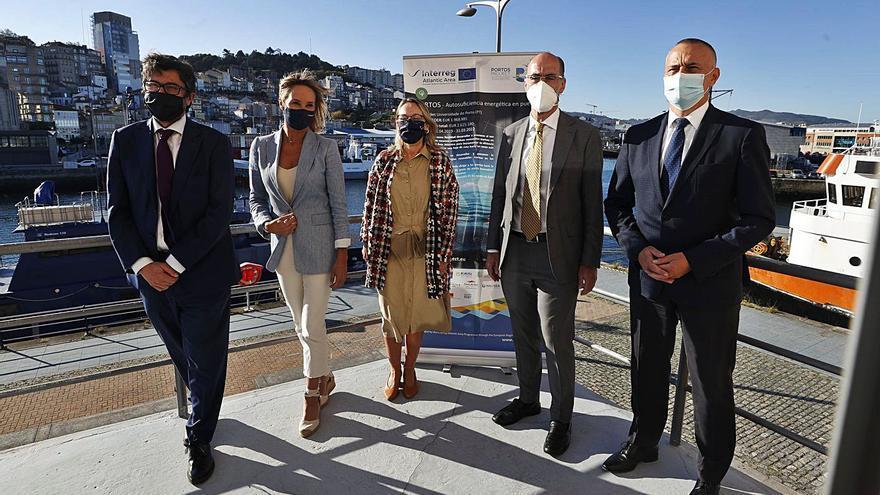 """El futuro """"verde"""" de los puertos se decide en Vigo"""