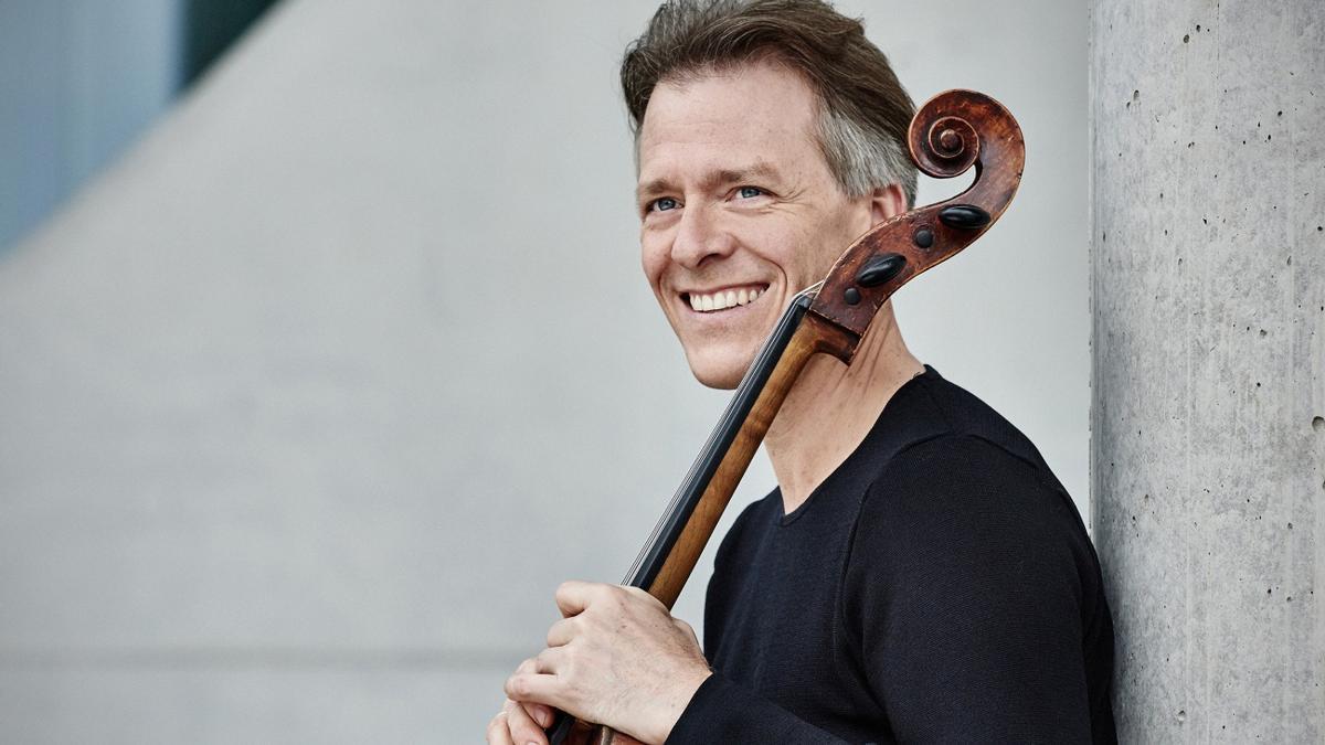 El violonchelista Alban Gerhardt es uno de los grandes protagonistas de la presente edición del festival.