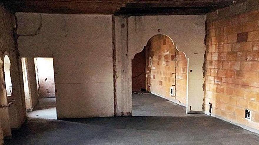 Riner adjudica la segona fase de les obres de la sala d'exposicions del Miracle