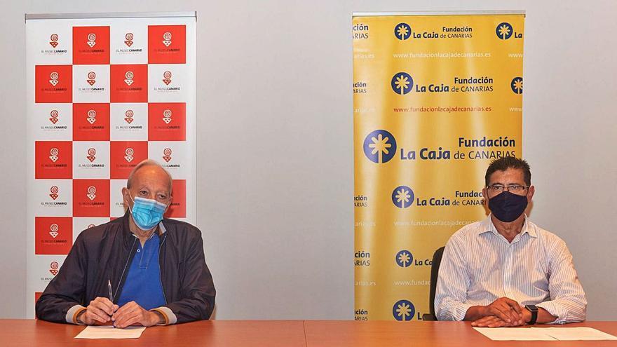 El Museo Canario recibe 6.000 euros para aumentar su gran hemeroteca