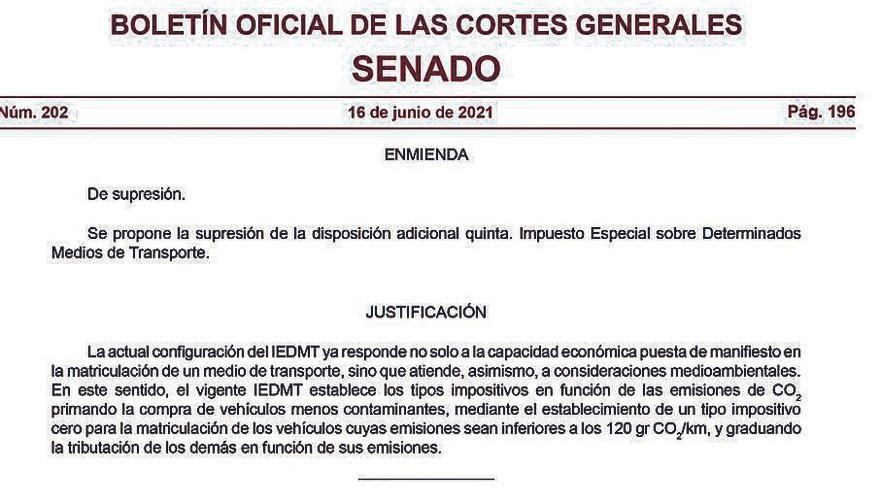 El PSOE impulsa un cambio del REF  en el Senado sin consultar a Canarias