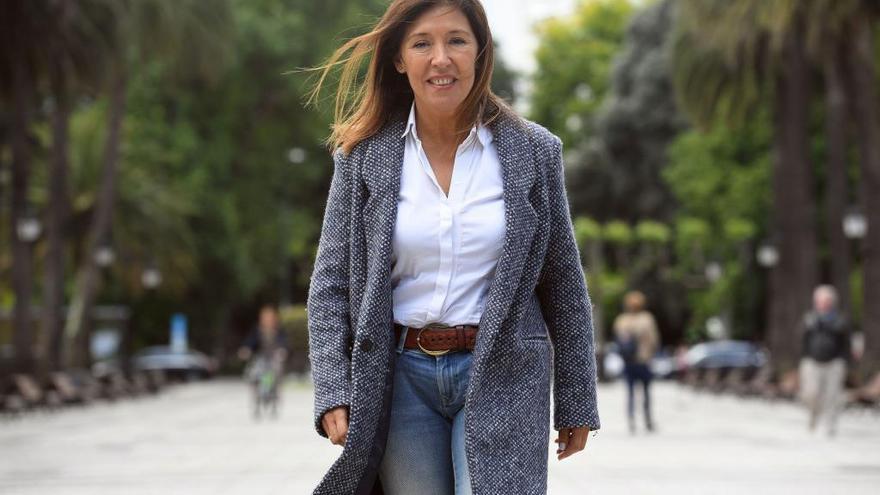 Beatriz Mato ficha por Greenalia un mes después de renunciar a su escaño en el Concello