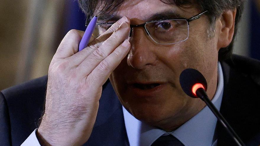 """Puigdemont: """"En cuatro años, en tres jurisdicciones, España no ha obtenido ninguno de sus objetivos políticos"""""""