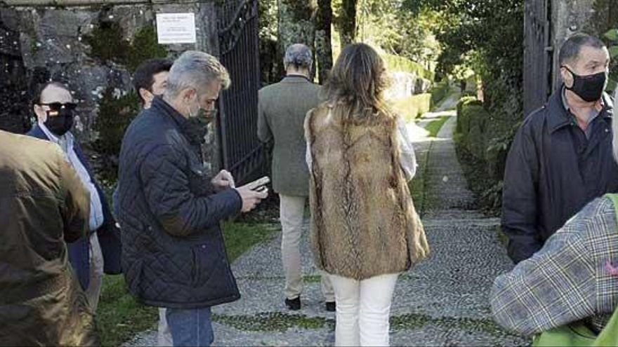 La Fundación Franco sigue con la gestión de las visitas al pazo