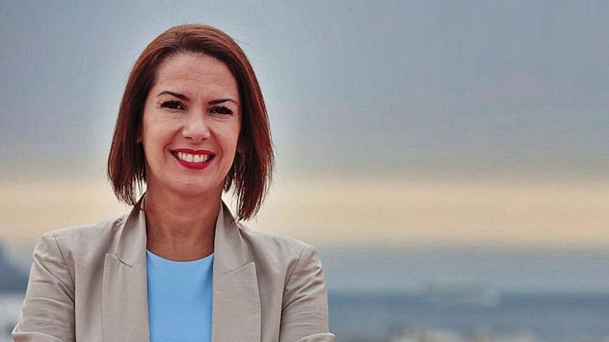Evelyn Alonso: «Tengo apoyo interno del partido y me dicen que siga adelante»