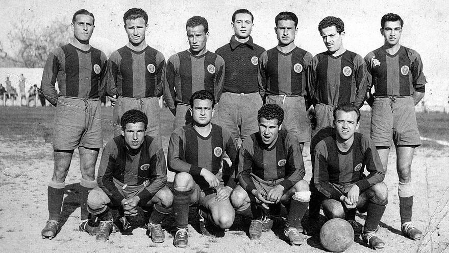 Mascaró, un campeón de Liga pobler con el Atlético