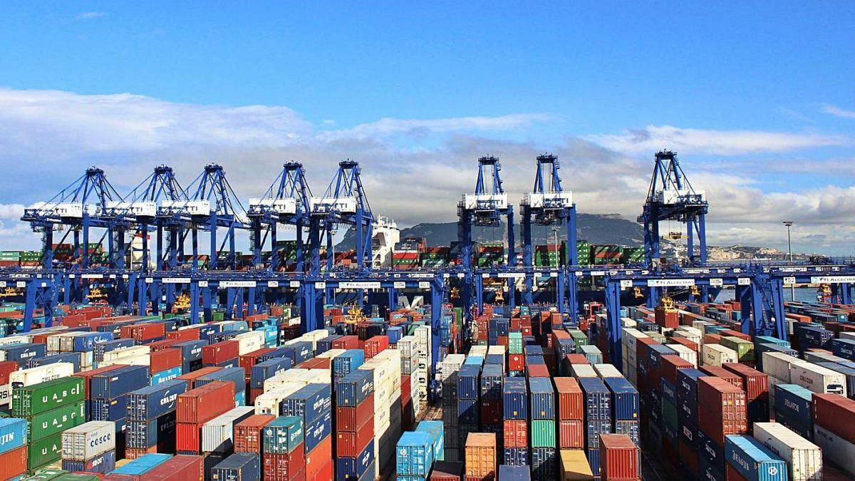 El volum de les exportacions s'ha reduït