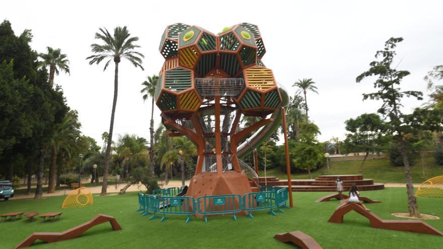 El parque de 'El limonero' reabre hoy con vigilante en la entrada y horario