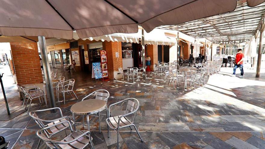 Seis municipios más de la Región cumplen los criterios para volver a abrir sus terrazas