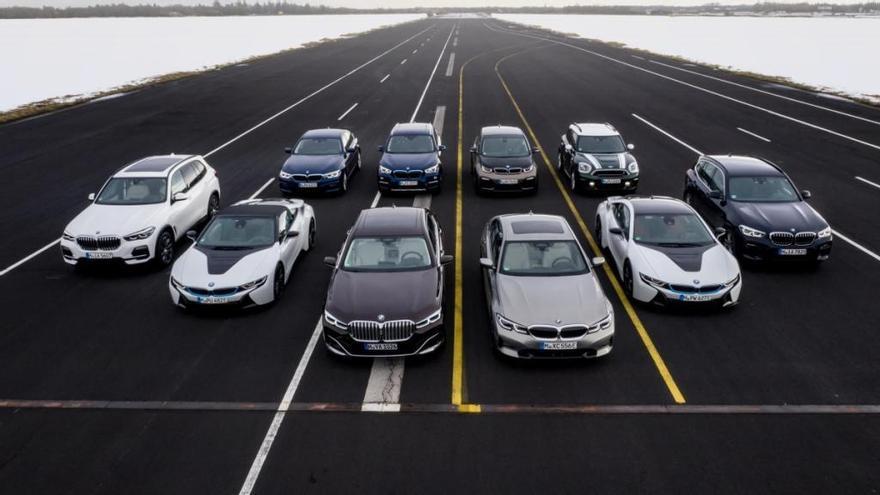 BMW tendrá cinco coches eléctricos en 2021 y doce para 2025