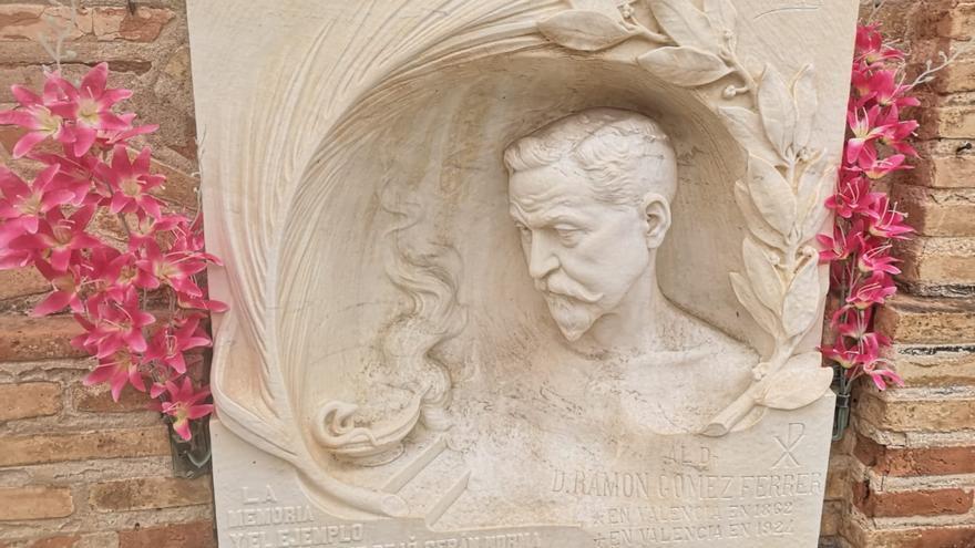 El panteón de ilustres olvidados de la ciudad