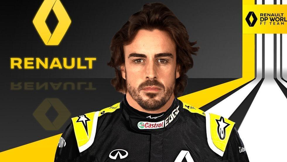 Alonso vuelve a la F1 | Julio