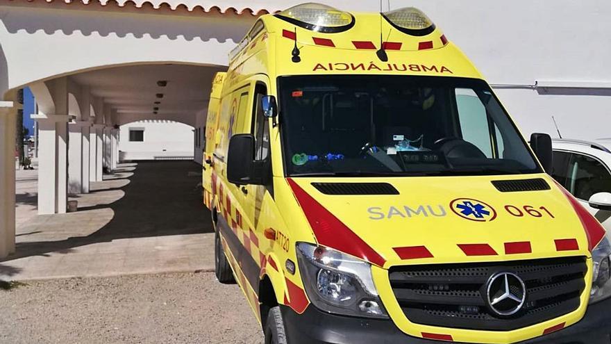 Sa Unió pide una base del 061 permanente para Formentera