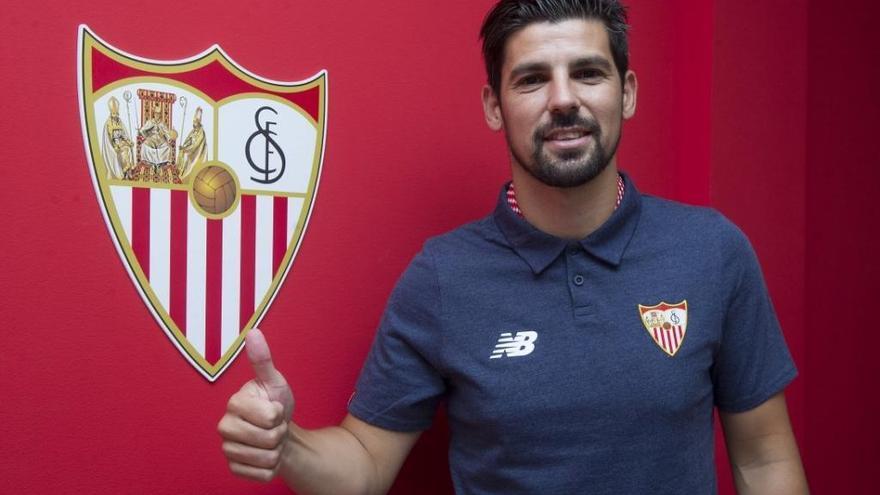 Nolito regresa a la Liga y ficha por el Sevilla
