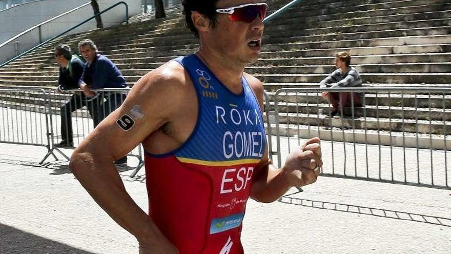 Gómez Noya se recupera para competir en Yokohama