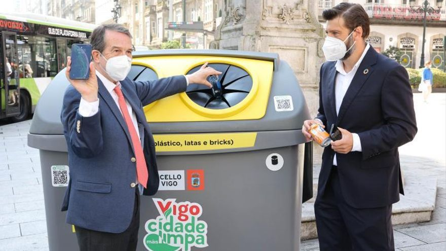 Reciclar plástico y latas en Vigo tiene premio: esto es lo que debes hacer