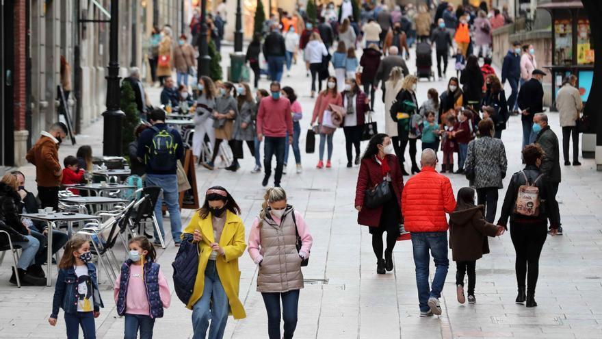 La inmigración compensa la caída de la población en España en 2020