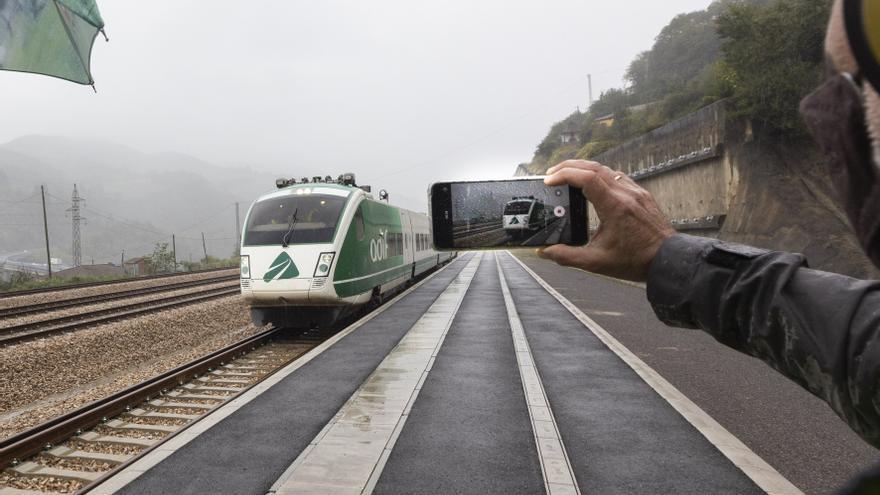 ¿Cuánto durará el trayecto entre Asturias y Madrid cuando entre en funcionamiento el AVE?