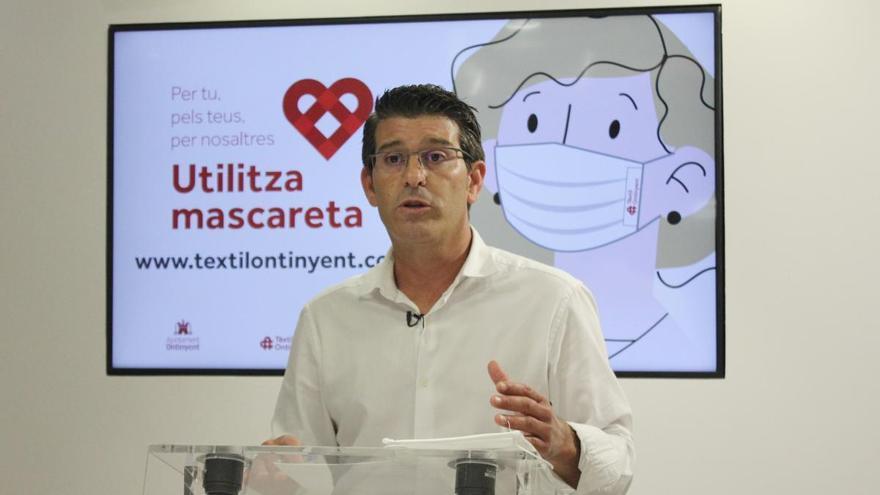 Ontinyent repartirá más mascarillas ampliando el reparto con unidades infantiles