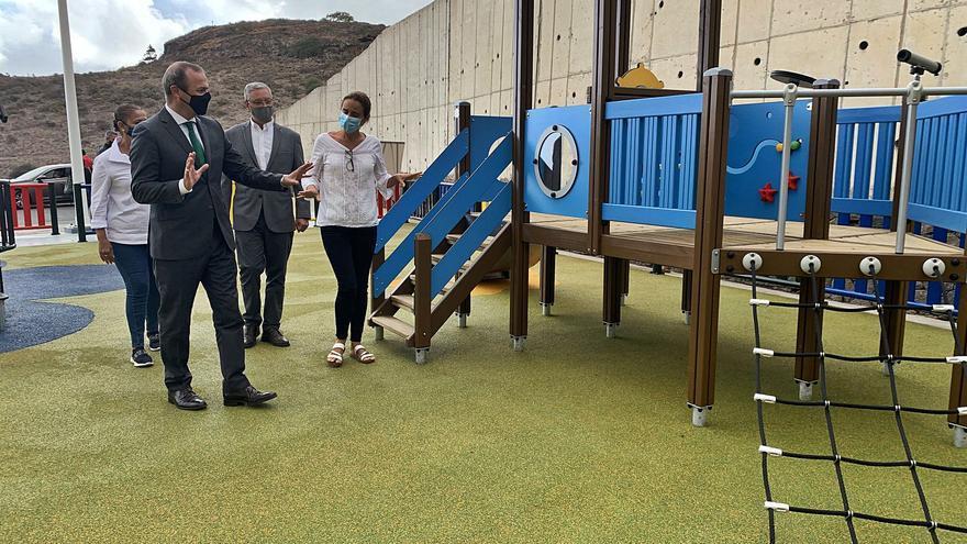 Ciudad del Campo estrena área infantil de los Presupuestos Participativos 2018