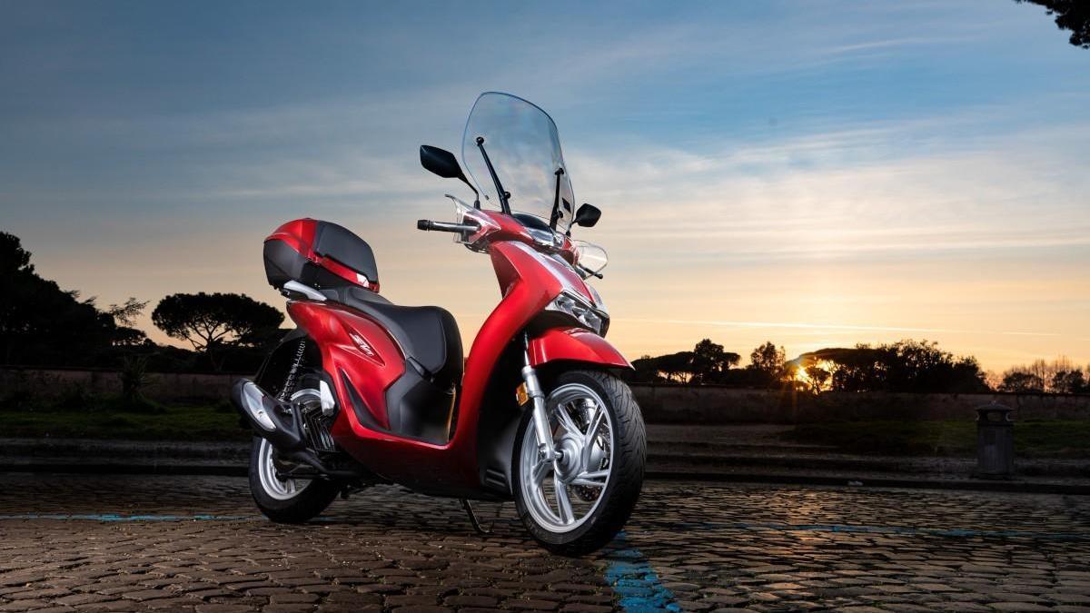 Nueva Honda SH 125 2020: todas las fotos en una súper galería de 100 imágenes